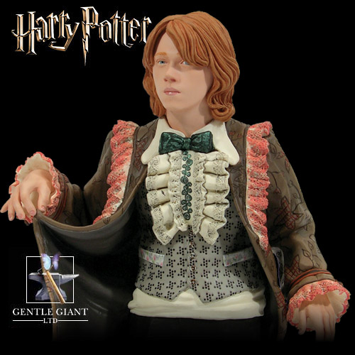 Gentle Giant Harry Potter Ron Weasley Mini Bust