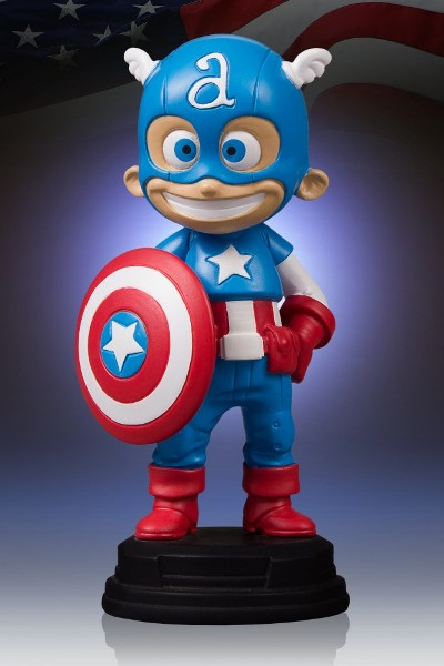 Gentle Giant Marvel Animated Captain America Statue