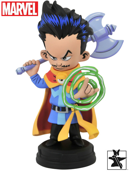 Preorder Gentle Giant Marvel Animated Doctor Strange Statue