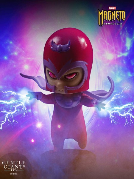 Gentle Giant Marvel Animated Series Magneto Statue