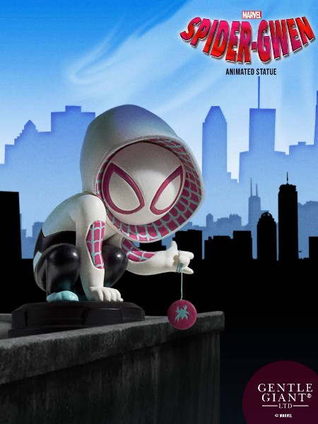 Gentle Giant Marvel Animated Spider-Gwen Statue
