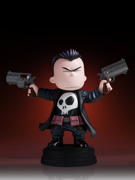 Gentle Giant Marvel Animated The Punisher Statue
