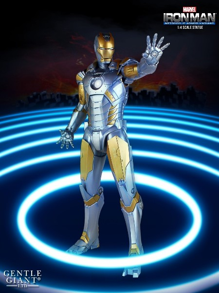 Preorder Gentle Giant Marvel Sorayama Iron Man Statue