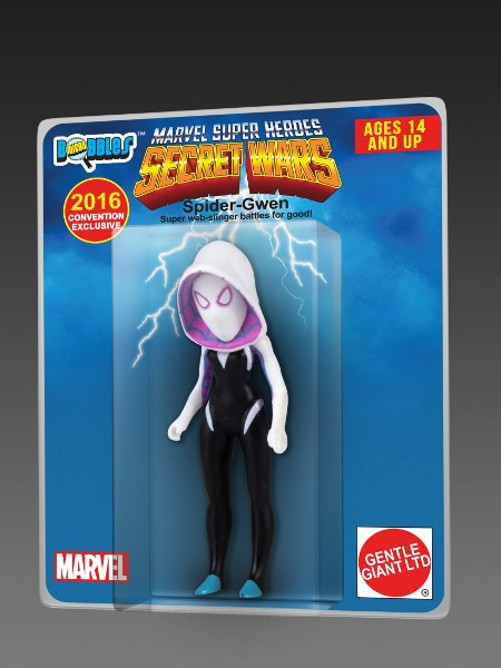 Gentle Giant Marvel Spider-Gwen Micro Bobble Figure
