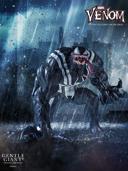 Preorder Gentle Giant Marvel Venom Collectors Gallery Statue