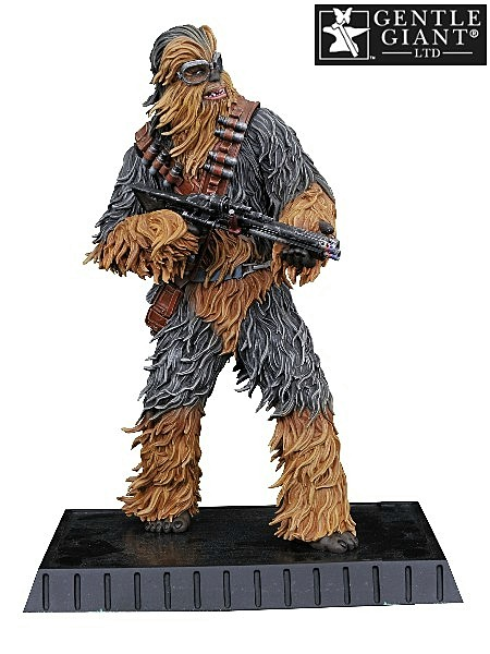 Preorder Gentle Giant Solo A Star Wars Story Chewbacca Statue