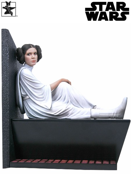 Preorder Gentle Giant Star Wars A New Hope Princess Leia Statue