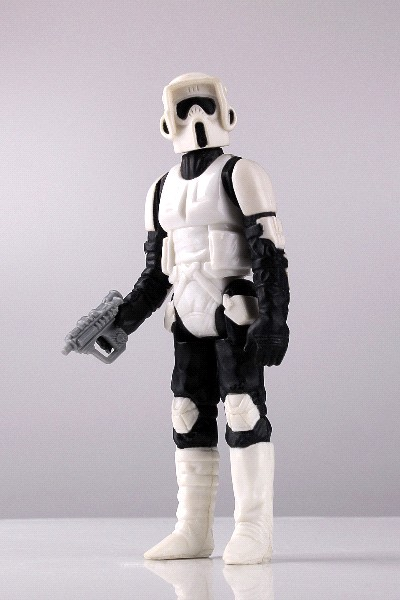 Gentle Giant Star Wars Biker Scout 12 Inch Jumbo Figure
