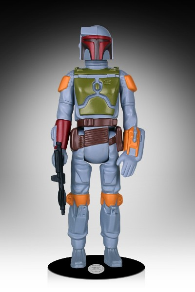 Gentle Giant Star Wars Boba Fett Vintage Life Size Monument