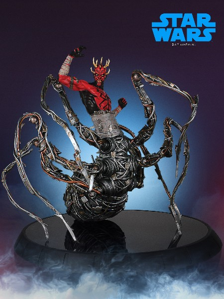 Gentle Giant Star Wars Darth Maul Collectors Gallery Statue