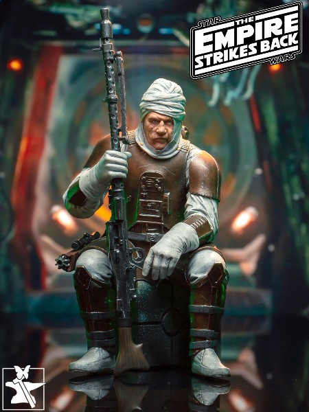 Gentle Giant Star Wars Dengar Collectors Gallery Statue