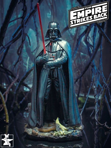 Gentle Giant Star Wars Darth Vader Empire Strikes Back Statue
