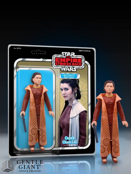 Preorder Gentle Giant Star Wars Leia Bespin Cloud City Jumbo Fig
