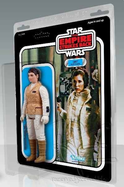 Gentle Giant Star Wars Leia in Hoth Outfit 12 Inch Jumbo Figure