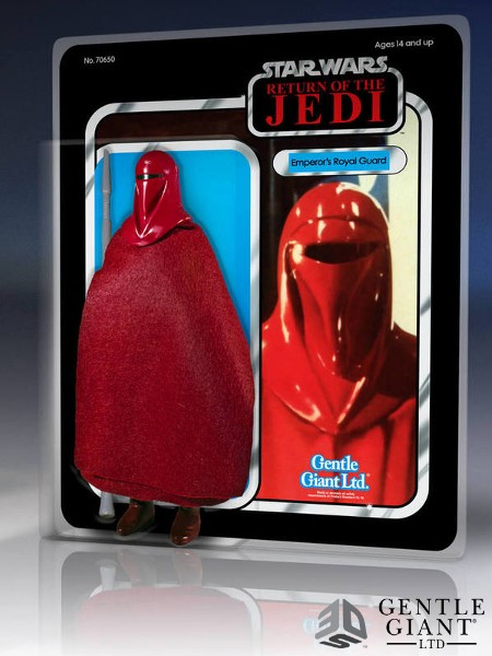 Preorder Gentle Giant Star Wars Emperor Royal Guard Jumbo Figure