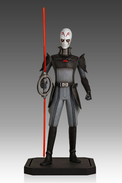 Gentle Giant Star Wars Rebels The Inquisitor Maquette