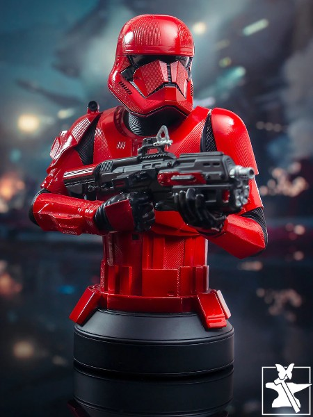 Preorder Gentle Giant Star Wars Sith Trooper Sixth Scale Bust