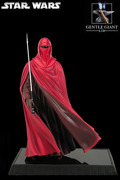 Gentle Giant Star Wars Red Royal Guard Statue
