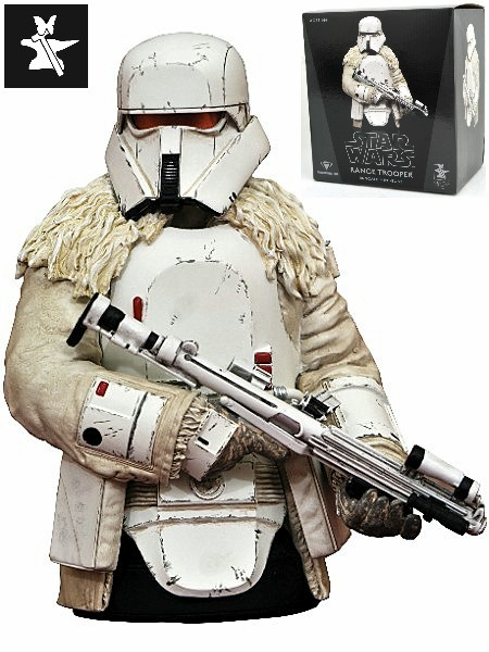 Preorder Gentle Giant Solo A Star Wars Story Range Trooper Bust