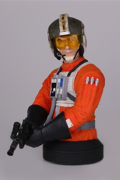 Gentle Giant Star Wars Wedge Antilles Mini Bust
