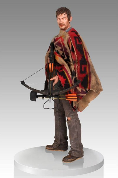Gentle Giant The Walking Dead Daryl Dixon Statue