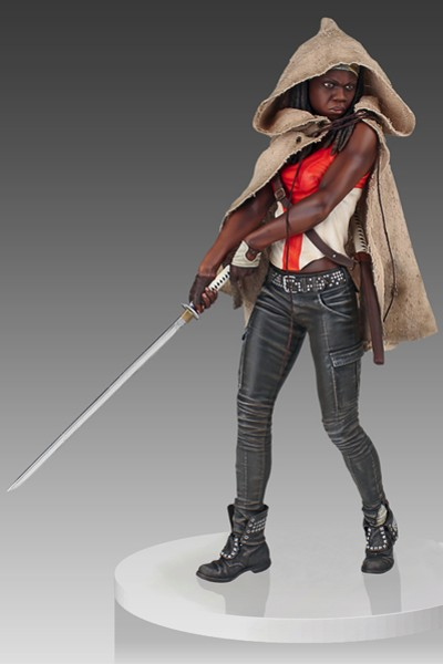 Gentle Giant The Walking Dead Michonne Statue