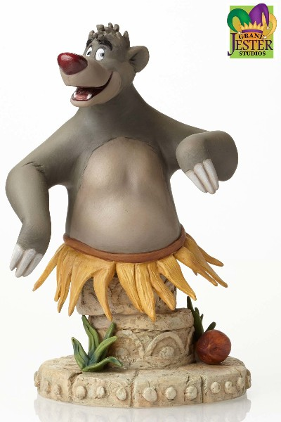 Grand Jester Studios Disney The Jungle Book Baloo Bust