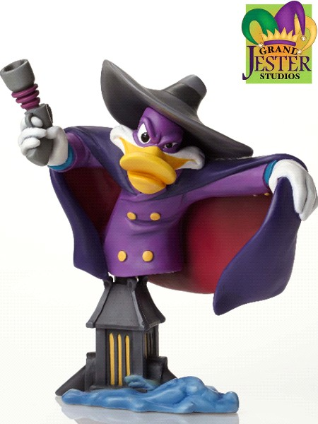 Grand Jester Studios Disney Darkwing Duck Bust