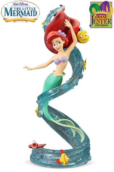 Grand Jester Studios Disney Little Mermaid Ariel 30th Figurine