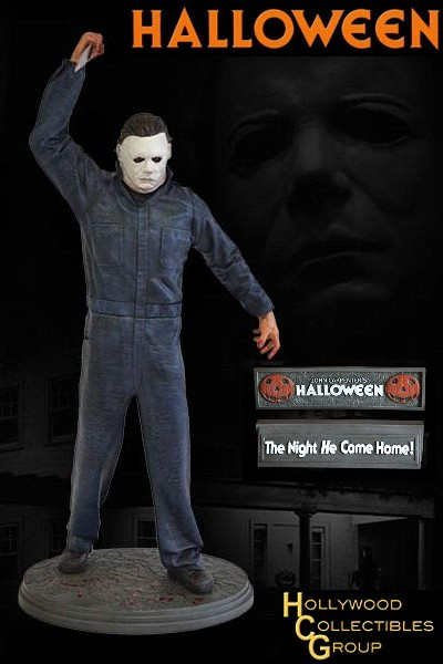 Hollywood Collectibles Group Halloween Michael Myers Exclusive