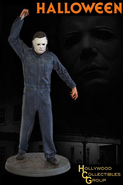 Preorder Hollywood Collectibles Halloween Michael Myers Statue
