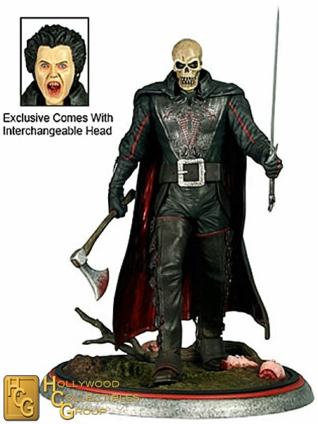 Hollywood Collectibles Group Headless Horseman Exclusive Statue