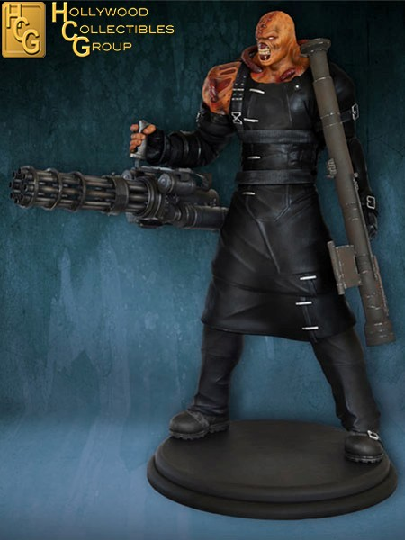 Hollywood Collectibles Resident Evil Nemesis Colossal Statue