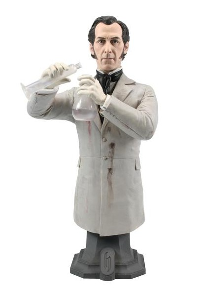 Hammer Horror Peter Cushing as Doctor Frankenstein Maxi Bust