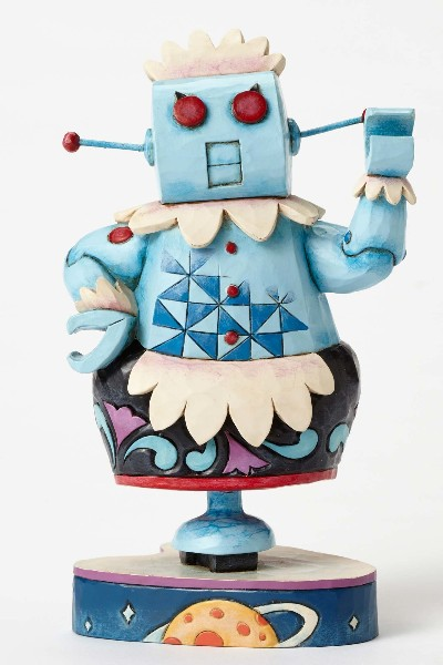 Hanna Barbera by Jim Shore The Jetsons Rosie the Robot Statue