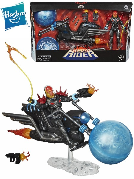 Hasbro Marvel Legends Cosmic Ghost Rider Figure