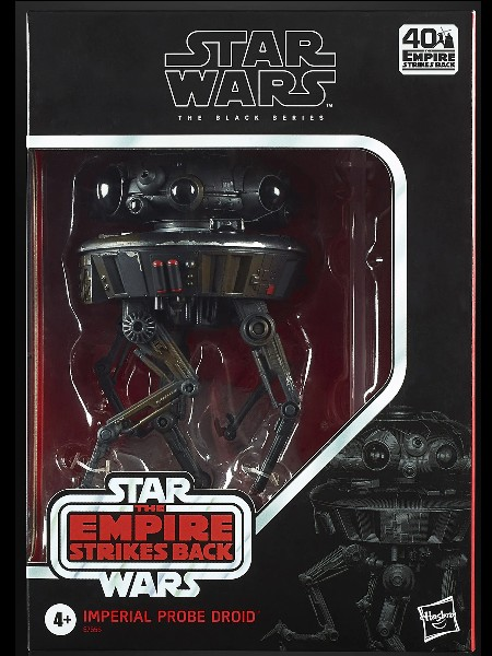 Hasbro Star Wars Black Series Probe Droid Action Figure