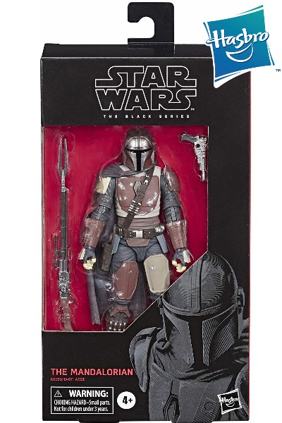 Hasbro Star Wars Black Series The Mandalorian 6 Inch Figure