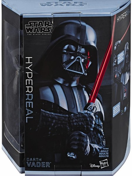Hasbro Star Wars Black Series Darth Vader Hyperreal Figure