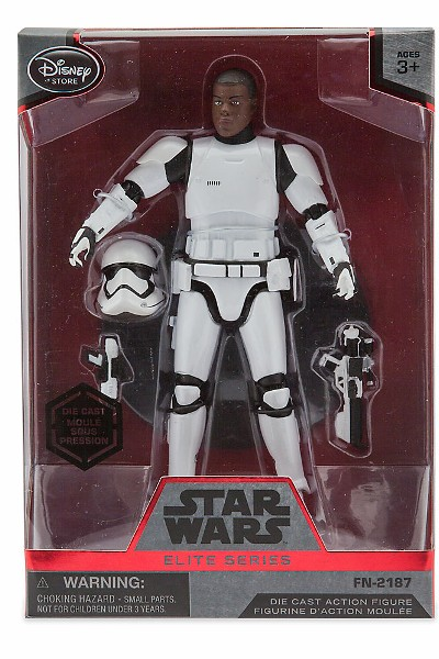 Hasbro Star Wars Elite Series Die Cast FN-2187 Figure