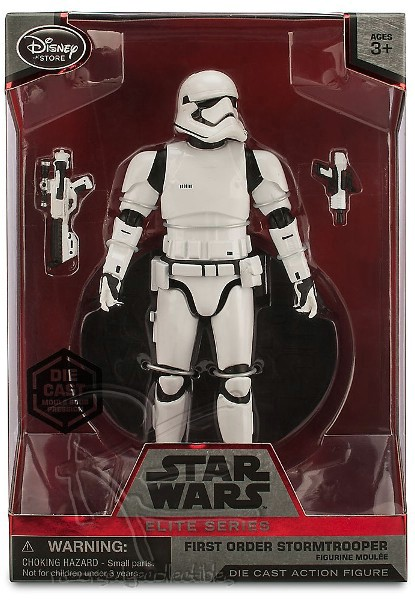 Hasbro Star Wars Elite Series Die Cast First Order Stormtrooper