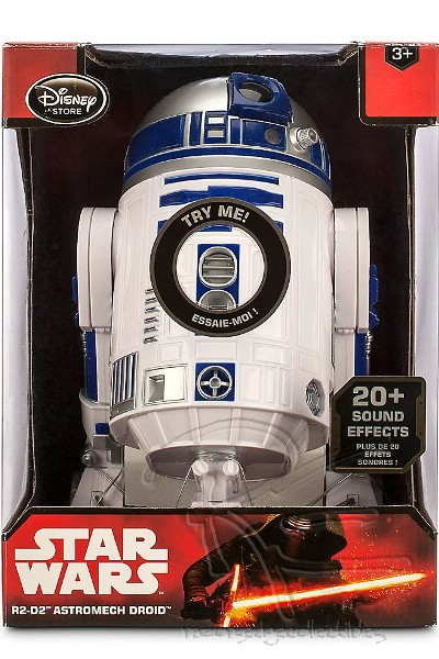 Hasbro Disney Star Wars Talking R2-D2 10 Inch Astromech Droid
