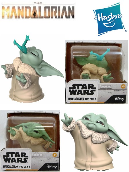 Hasbro Star Wars The Mandalorian The Child Froggy Snack 2 Pack