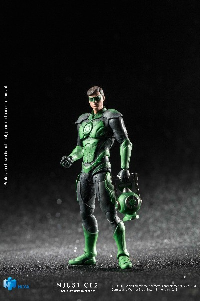 Hiya Toys DC Comics Injustice 2 Green Lantern Figure