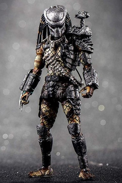 Hiya Toys Predator Jungle Hunter Predator Action Figure