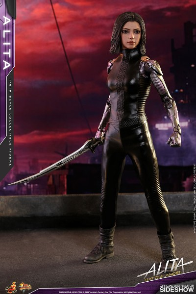 Preorder Hot Toys Alita Battle Angel Sixth Scale Figure