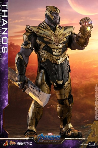 Hot Toys Marvel Avengers Endgame Thanos Sixth Scale Figure