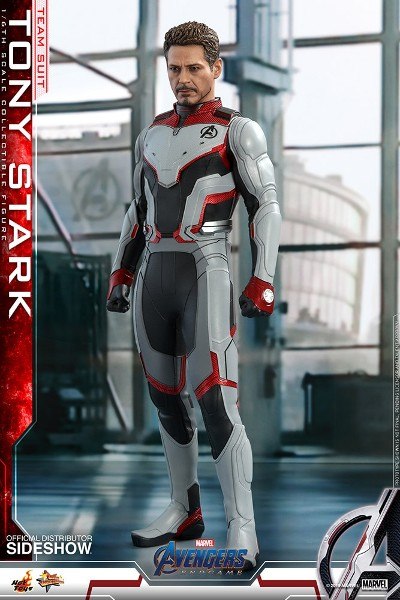 Preorder Hot Toys Marvel Avengers Endgame Tony Stark Team Suit