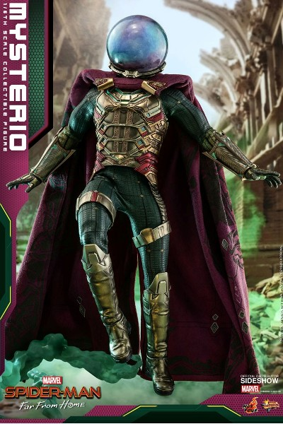 Preorder Hot Toys Marvel Spider-Man Far From Home Mysterio