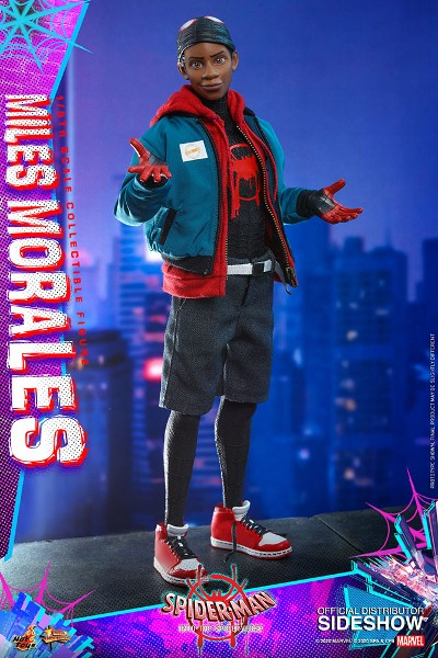 Preorder Hot Toys Marvel Spider-Man Miles Morales Figure